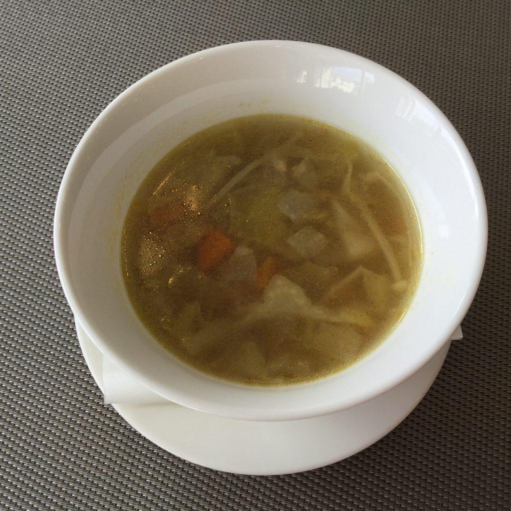 キャベツ ひき肉 スープ