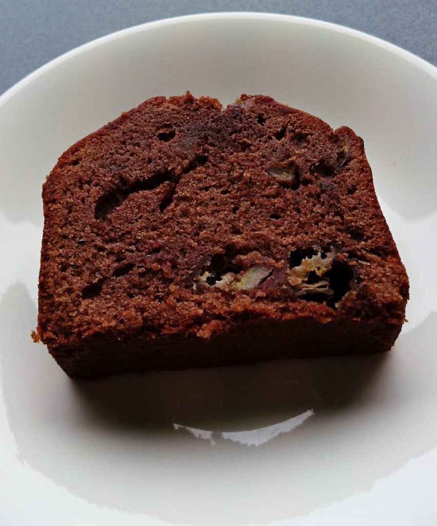 バナナ ココア ケーキ